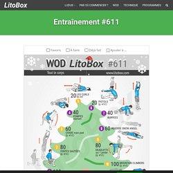 L'entraînement Litobox de Noël #611