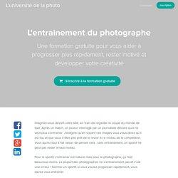 L'entrainement Du Photographe