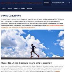 Conseils Running Archives - Running Addict
