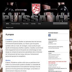 Vélo virtuel et programmes d'entraînementVélo virtuel et programmes d'entraînement