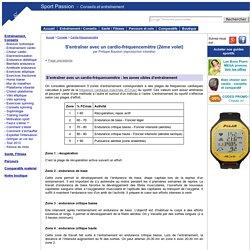 Cardio : conseils pour choisir, acheter et s'entraîner avec un cardio-fréquencemètre (volet 2)