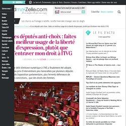 Délit d'entrave numérique à l'IVG: l'article adopté malgré un débat houleux