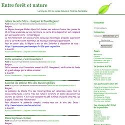 Entre forêt et nature