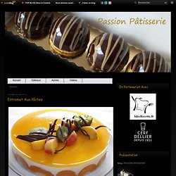 Gâteaux - Mes dernières… - Entremet chocolat… - Forêt noire - Entremet chocolat… - Gâteau fraises et… - PASSION PATISSERIE