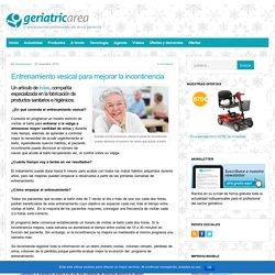 Entrenamiento vesical para mejorar la incontinencia - Geriatricarea.com : Geriatricarea.com