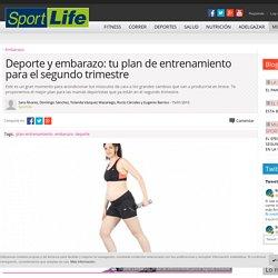 Deporte y embarazo: tu plan de entrenamiento para el segundo trimestre