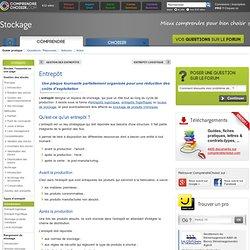 Entrepôt : infos et conseils sur les entrepôts