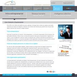 Groupe HERVE - Groupe Hervé - Intra-entreprenariat - Une histoire d'autonomie