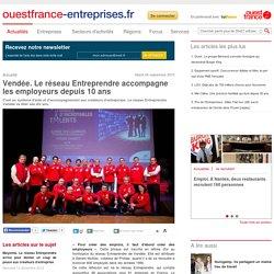 Vendée. Le réseau Entreprendre accompagne les employeurs depuis 10 ans