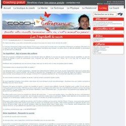 Coach Entrepreneur : le coach des entreprises
