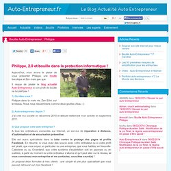 Bouille: SOS DEPANNAGE informatique auto-entrepreneur