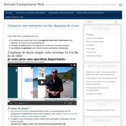 Devenir Entrepreneur Web à succès avec un Partenariat Stratégique