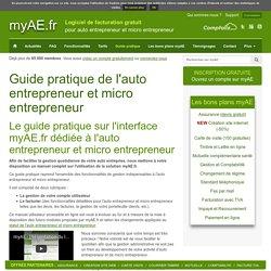 Guide Auto Entrepreneur - myAE.fr : Guide pratique pour auto entrepreneur et manuel complet
