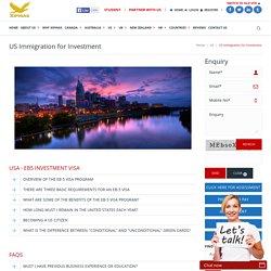 Eb5 Visa Consultants