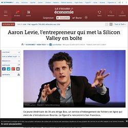 Aaron Levie, l'entrepreneur qui met la Silicon Valley en boîte