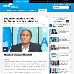 Thierry Nobre, HuManiS - Les vraies motivations de l'entrepreneur de croissance - Precepta stratégiques