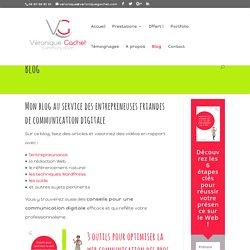Blog pour les entrepreneures qui veulent créer leur site Internet