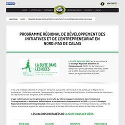 Programme régional de développement des initiatives et de l'entrepreneuriat en Nord-Pas de Calais - Motivations, Aptitudes et Compétences Entrepreneuriales
