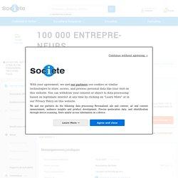 100 000 ENTREPRENEURS (PARIS 10) Chiffre d'affaires, résultat, bilans sur SOCIETE.COM - 498598747