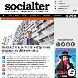 France Active : The Social Network, au service des entrepreneurs activement engagés
