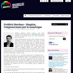 Frédéric Bardeau - Simplon, l'empowerment par le numérique