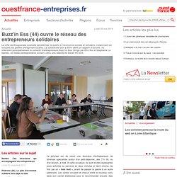Buzz'in Ess (44) ouvre le réseau des entrepreneurs solidaires