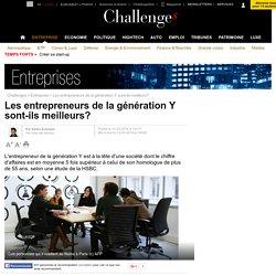 Pourquoi les entrepreneurs de la génération Y réussissent mieux que leurs aînés