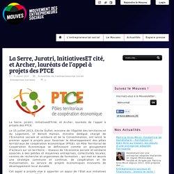 La Serre, Juratri, InitiativesET cité, et Archer, lauréats de l'appel à projets des PTCE