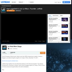 livstream main stage
