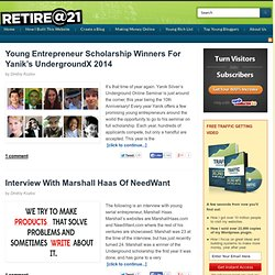Young Entrepreneurs — Making Money Online