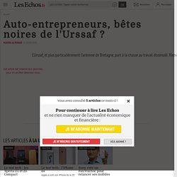 Auto-entrepreneurs, bêtes noires de l'Urssaf ?, Devenir auto-entrepreneur