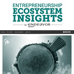 New Evidence Shows Entrepreneurship is Critical for National Growth