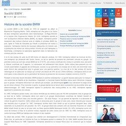 Entreprise Bmw : Chiffre d'affaires et résultats de l'action Bmw