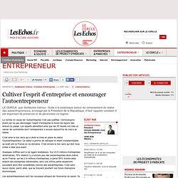 La culture de l'esprit d'entreprise