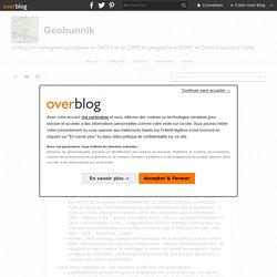 Etudier une entreprise dans un système productif : l'exemple de Peugeot et de l'industrie automobile en France - Geobunnik