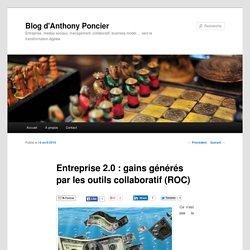 Entreprise 2.0 : gains g