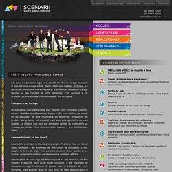 Pourquoi créer un logo pour son entreprise ? - conception graphique Rennes 35 / Bretagne