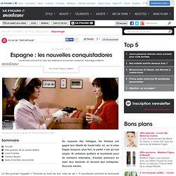 Les femmes prennent en main leur destinée et lancent leur entreprise. Reportage à Madrid - Espagne : les nouvelles conquistadores
