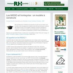 Les MOOC et l'entreprise : un modèle à construire