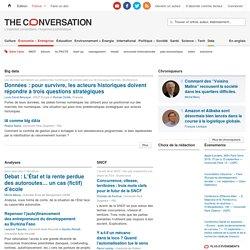 Économie + Entreprise – The Conversation France