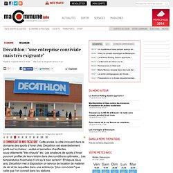 """Besançon : Décathlon : """"une entreprise conviviale mais très exigeante"""" actualité Besançon Franche"""
