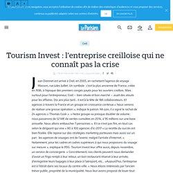 Tourism Invest : l'entreprise creilloise qui ne connaît pas la crise - Le Parisien