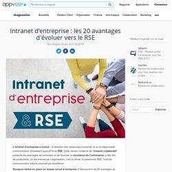 Intranet d'entreprise : définition et avantages de mettre en place un RSE