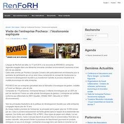 Visite de l'entreprise Pocheco : l'écolonomie expliquée - RenFoRH