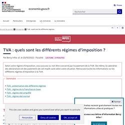 Le portail des ministères économiques et financiers