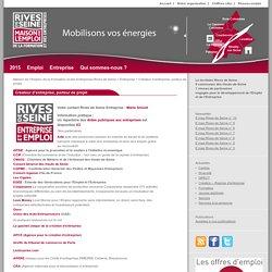 Maison de l'Emploi, de la Formation et des Entreprises Rives de Seine