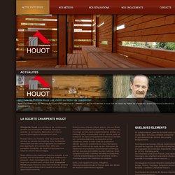 Entreprise d'ingénierie bois au service de projets exceptionnels: Charpente Houot