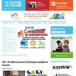 C2EI : 14e édition du concours de l'entreprise exemplaire et innovante