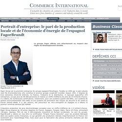Portrait d'entreprise: le pari de la production locale et de l'économie d'énergie de l'espagnol FagorBrandt