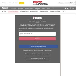 Création d'entreprise: la check-list des formalités à effectuer - LExpress.fr